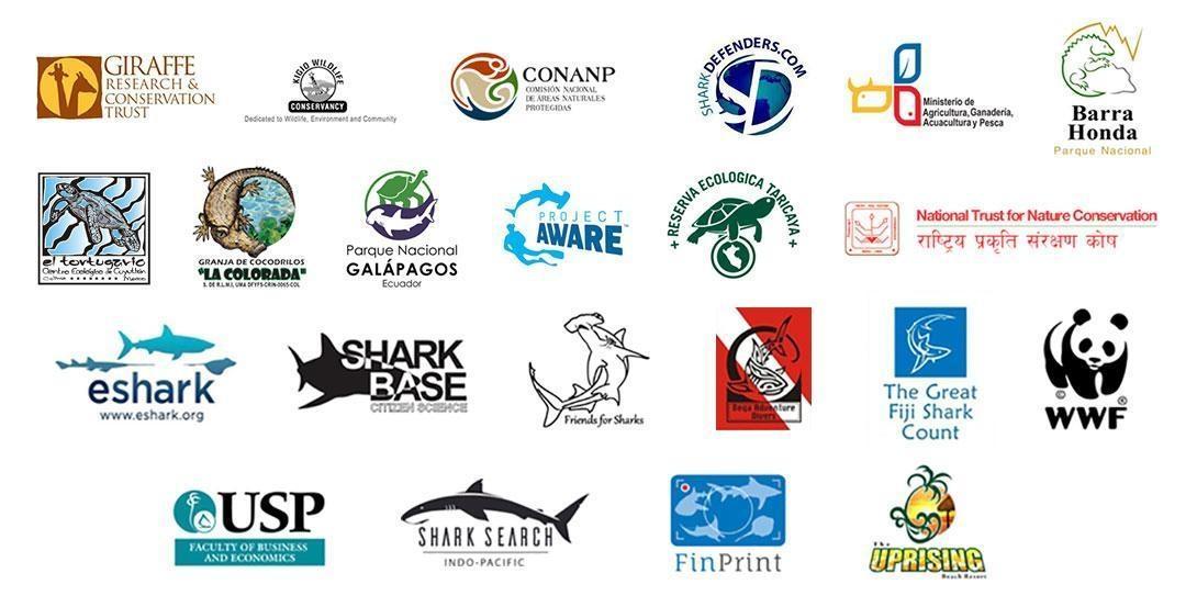 プロジェクトアブロードの環境保護プログラムの提携機関